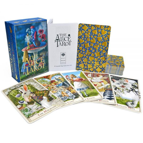 The Alice Tarot Second Edition
