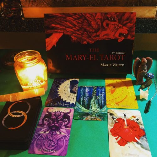 Mary-El Tarot Second Edition
