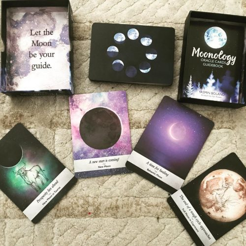Moonology Oracle