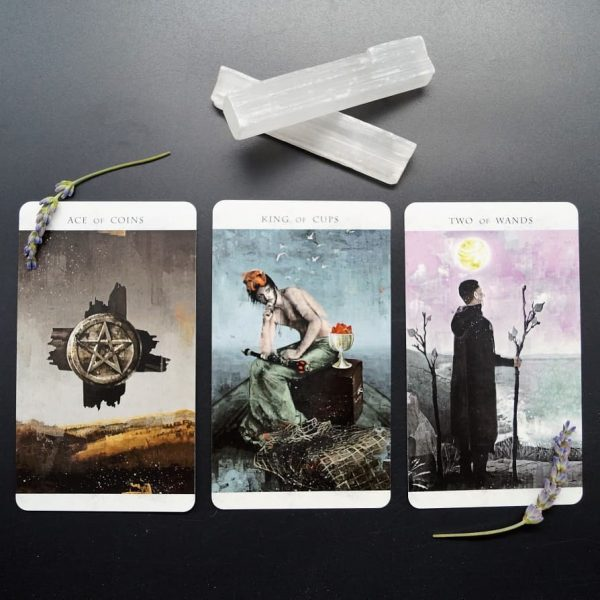 The Darkness of Light Tarot 3rd Edition