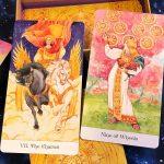 Tarot of the Golden Wheel 5