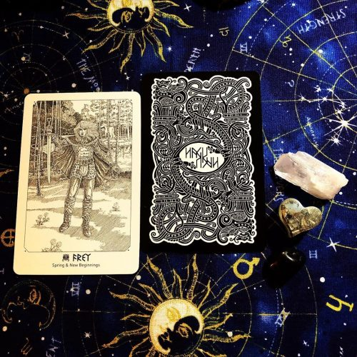 Yggdrasil Cards