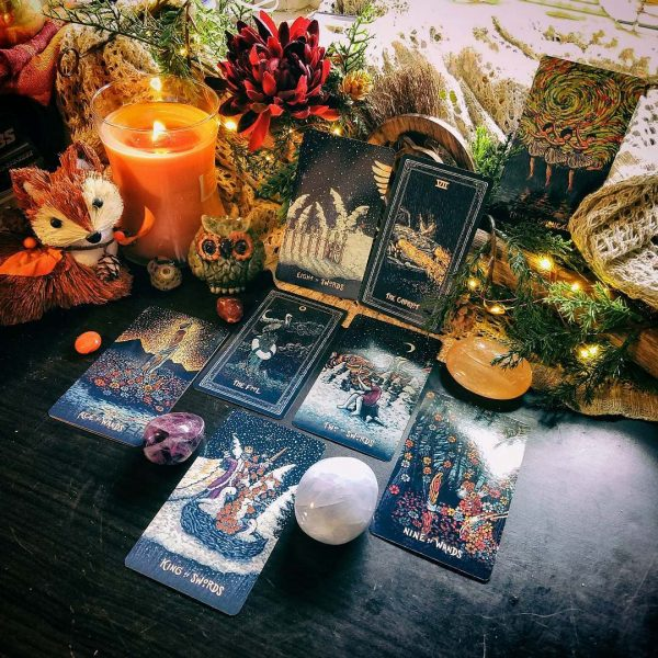Prisma Visions Tarot Fifth Edition