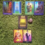 Psychic Tarot for the Heart Oracle 5