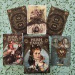 Hush Tarot 8