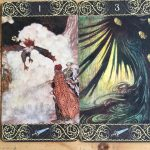 Edmund Dulac Tarot 8
