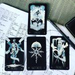 Wayward Dark Tarot 6