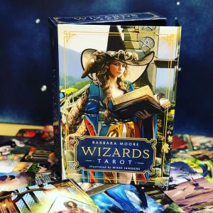 Wizards Tarot Barbara Moore