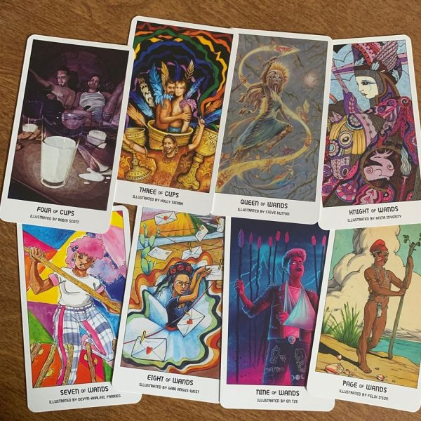 The Pride Tarot