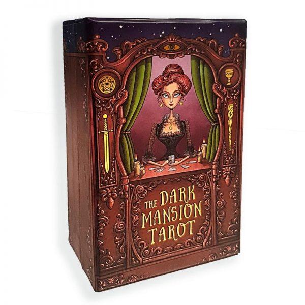 Dark Mansion Tarot 3rd Edition