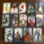 Dark Wood Tarot 4