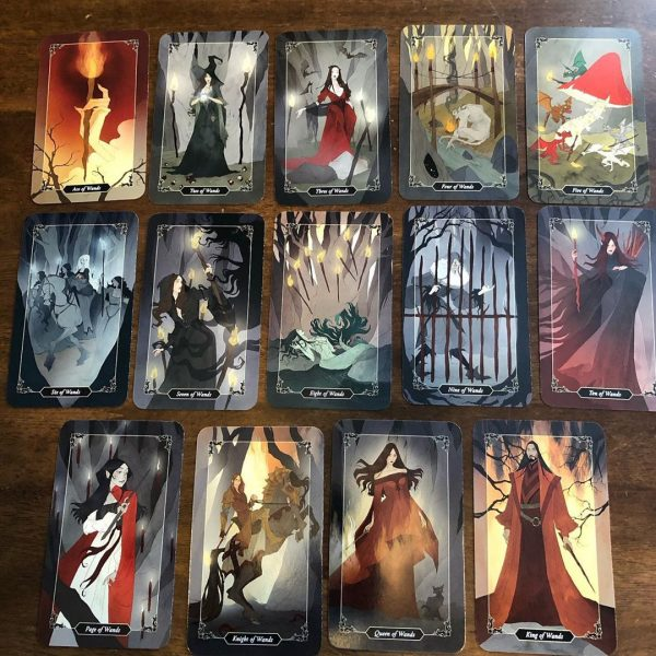 The Dark Wood Tarot