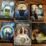 Queen of the Moon Oracle 5