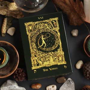 Book of Azathoth Tarot 8th Edition