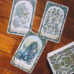 Combo Mythical Creatures Tarot 4