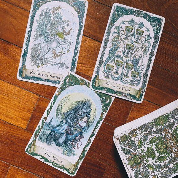 Mythical Creatures Tarot
