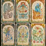 Combo Mythical Creatures Tarot 6