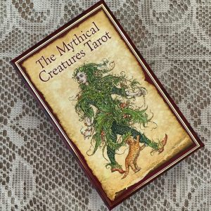 Mythical Creatures Tarot Coloured Standard Edition