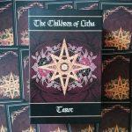 Children of Litha Tarot Black Edition