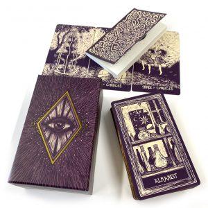 The Light Visions Tarot Third Edition