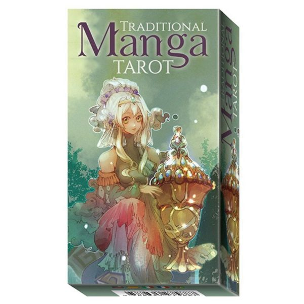 Bài Traditional Manga Tarot