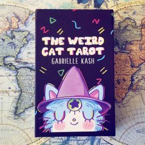 The Weird Cat Tarot