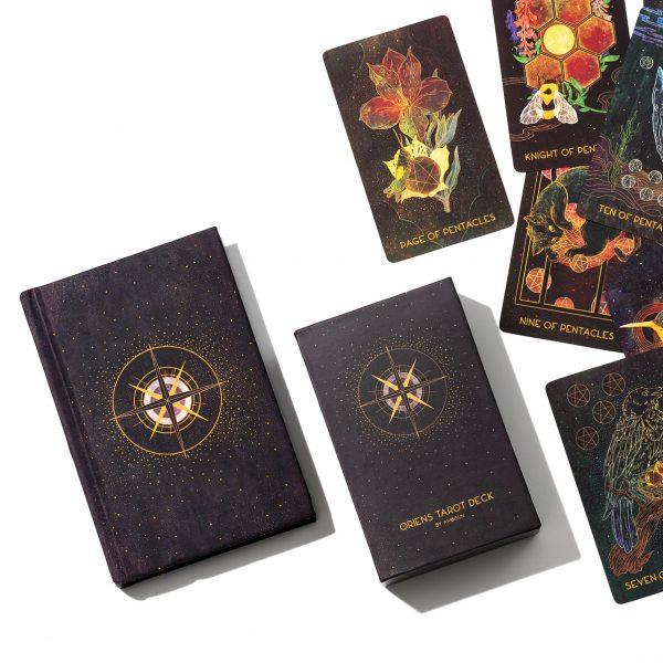 Combo Oriens Tarot Standard 2nd Edition