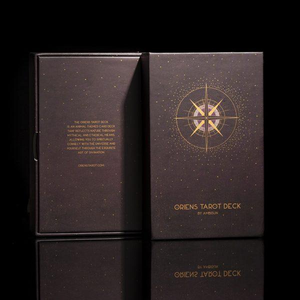 Oriens Tarot 2nd Edition