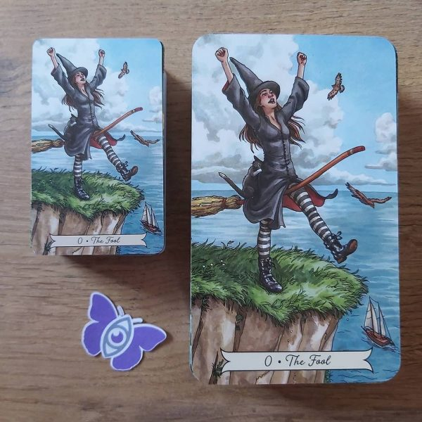 Combo Everyday Witch Tarot