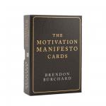 Motivation Manifesto Cards