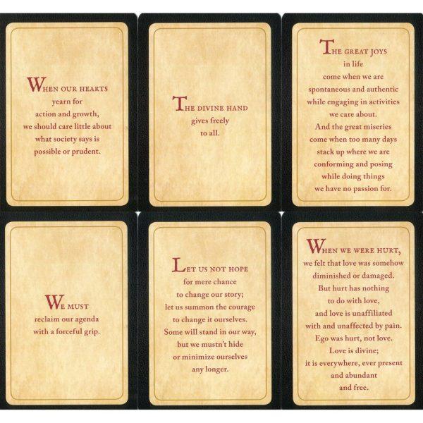 The Motivation Manifesto Cards