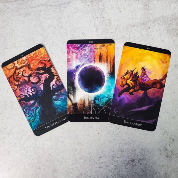 The Lost Forest Tarot 2nd Edition
