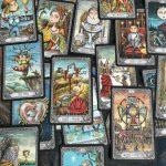 Combo Dark Mansion Tarot 5