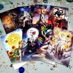 Combo Elemental Wisdom Tarot 4