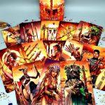 Combo Elemental Wisdom Tarot 5