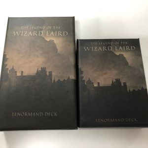 Combo The Legend of the Wizard Laird Lenormand