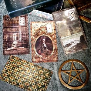 The legend of the Wizard Laird Lenormand