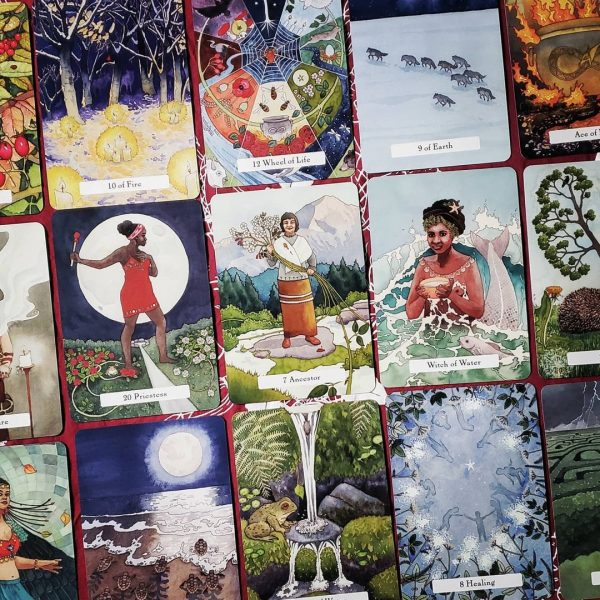 The Witches' Wisdom Tarot