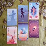 Seventh Sphere Rider Waite Smith Tarot 4