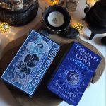 Trionfi della Luna Tarot Paradoxical Blue Deluxe 5