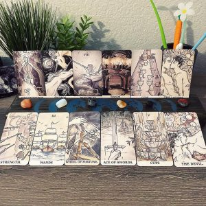 The Ink Witch Tarot Deck
