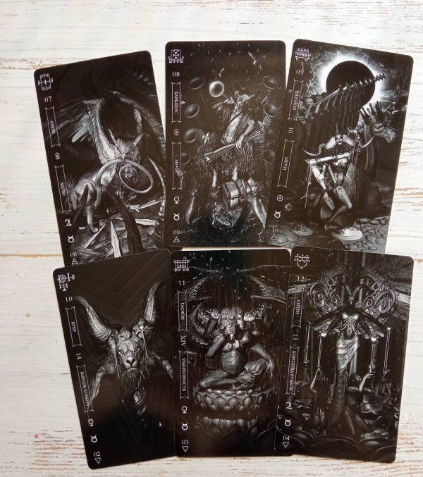 Goetia: Tarot in Darkness