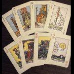 Rider Waite Playing Card 4