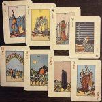 Rider Waite Playing Card 5