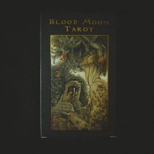 Blood Moon Tarot Tuckbox 1st Edition