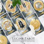 Lucine Tarot Midnight Edition 5